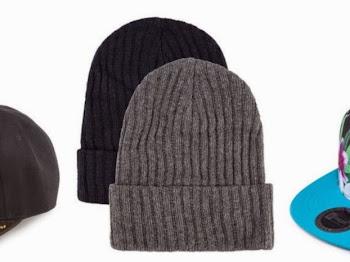 Trend Beanies dan Snapback Aksesori Topi Lelaki Terbaik dari Zalora