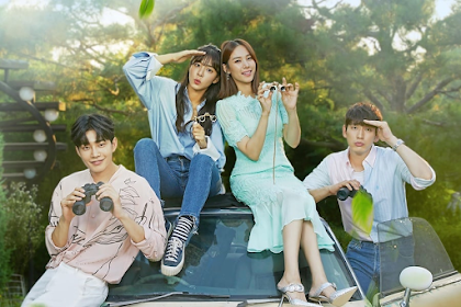 DRAMA KOREA LOVE IS BEAUTIFUL, LIFE IS WONDERFUL EPISODE 99-100. SUBTITLE INDONESIA