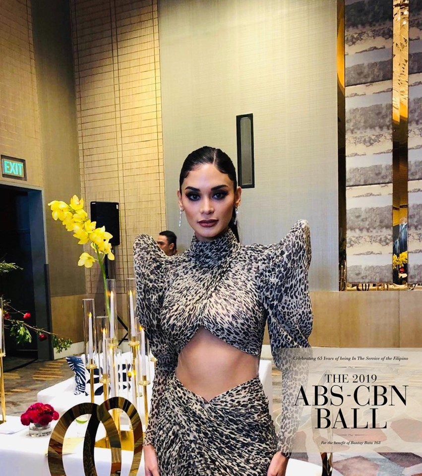 Pia Wurtzbach ABS-CBN Ball 2019
