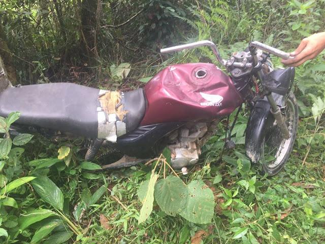PRF realiza operação de combate ao crime na Régis Bittencourt e apreende seis motos irregulares