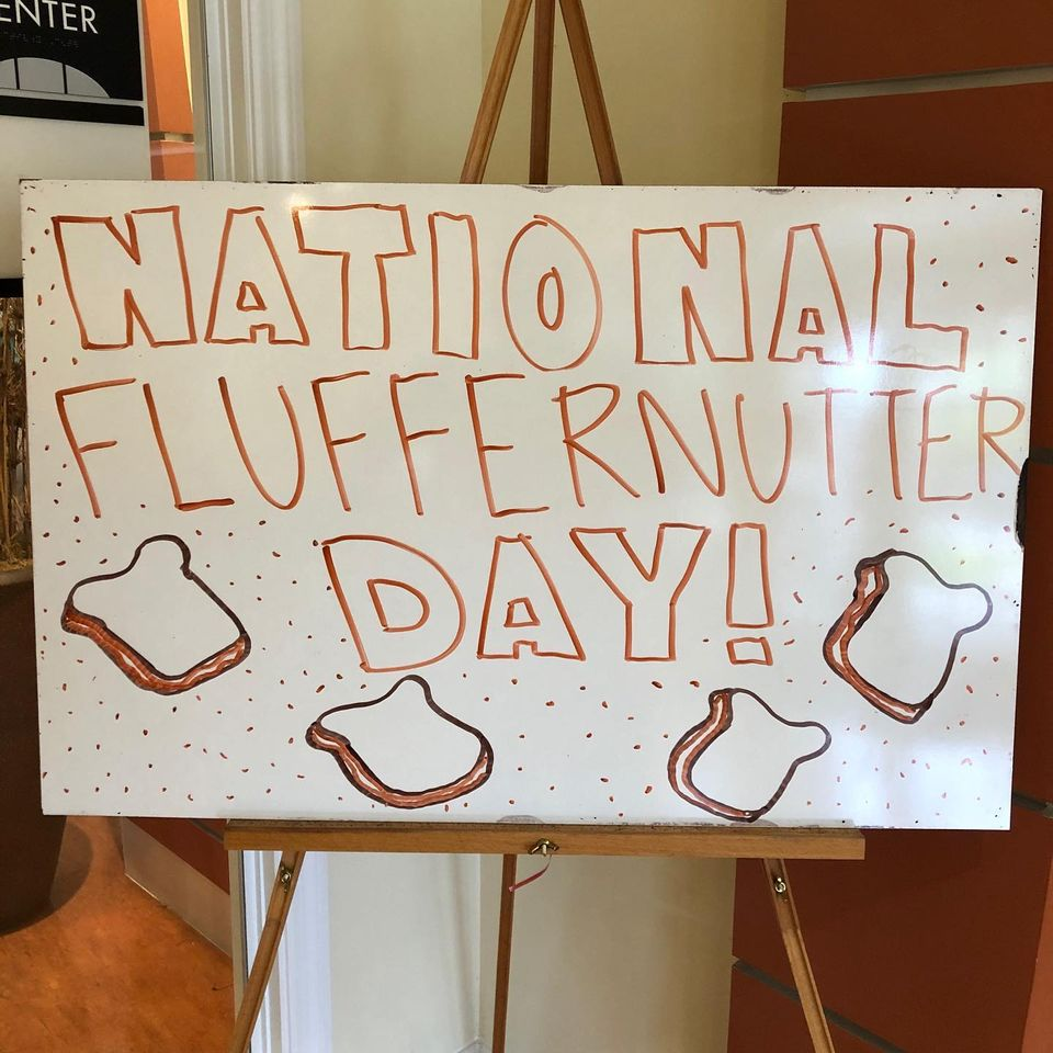 National Fluffernutter Day Wishes Awesome Images, Pictures, Photos, Wallpapers
