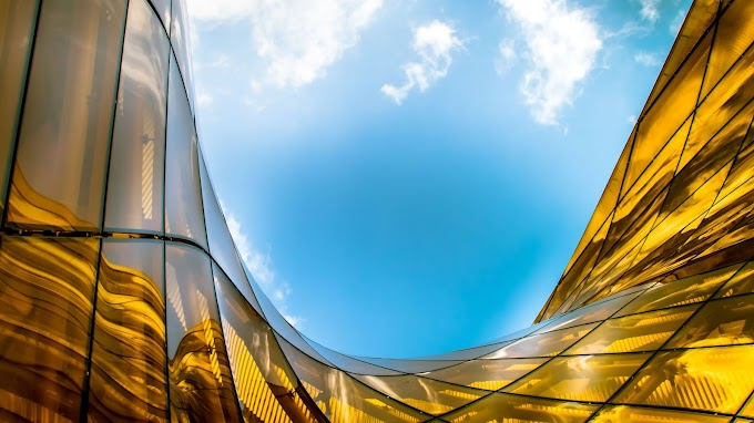 Papel de Parede Arquitetura Design