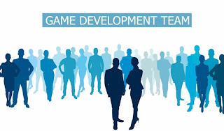 Game development team