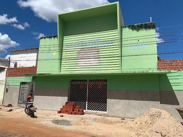 Escola Hilson Bona ganha reforma completa em sua estrutura