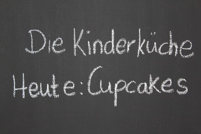 Kinderkueche Cupcakes
