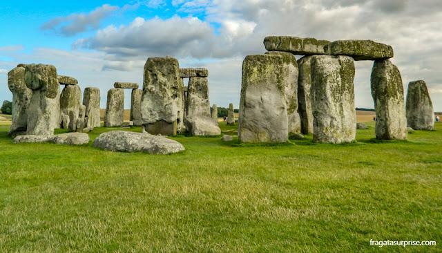 Sítio Arqueológico de Stonehenge, Inglaterra