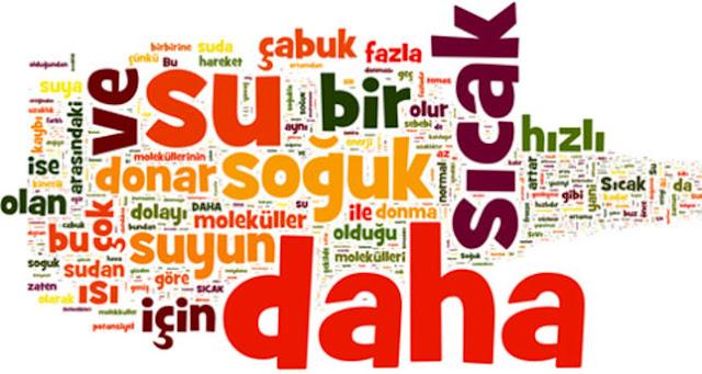 تعلم اللغة التركية من البداية