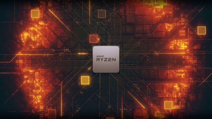 Papel de Parede AMD Ryzen