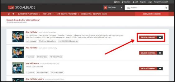 Cara Melihat Daftar Subscriber Di Channel Youtube