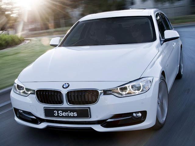 BMW 320i será vendida sem impostos em Joinville