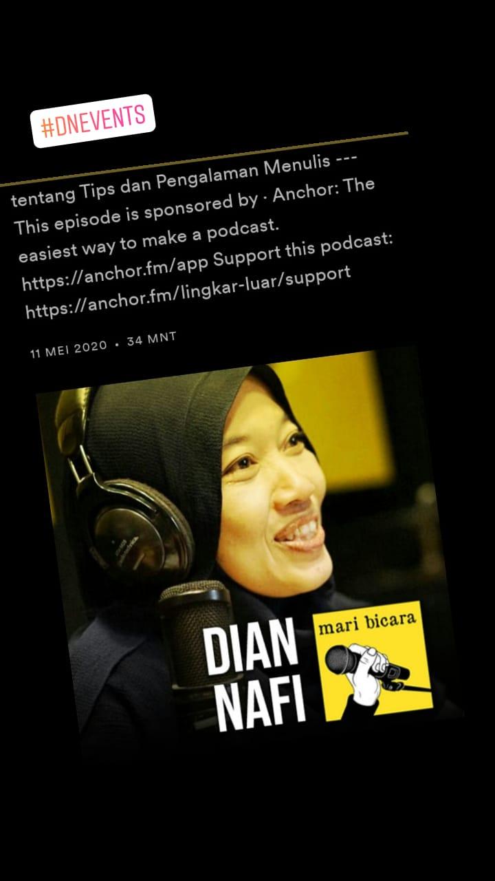 Talkshow With Lingkar Luar Podcast