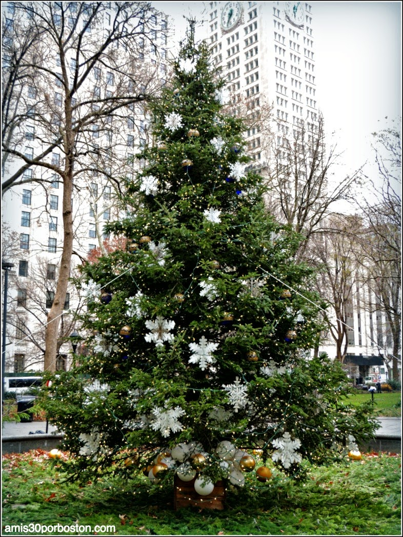 Árbol de Navidad de Madison Square