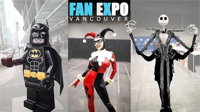 Cosplay desde FanExpo Vancouver