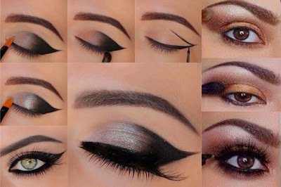Bridal Eye Makeup Tutorial Step by Step