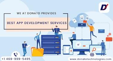 Best App Development Services Company in Dallas Texas USA
