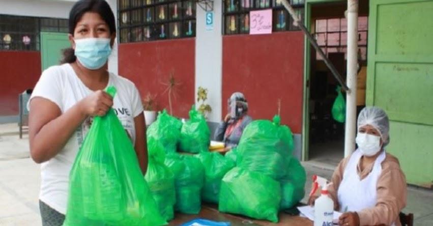 QALI WARMA: Programa social distribuye más de 500 toneladas de alimentos para escolares de Lambayeque - www.qaliwarma.gob.pe