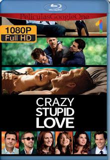 Loco Y Estúpido Amor (Crazy Stupid Love) (2011) [1080p BRrip] [Latino-Inglés] [LaPipiotaHD]
