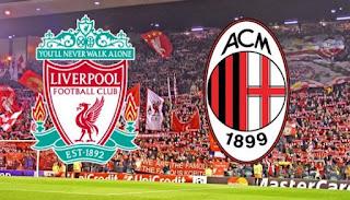 موعد مباراة ليفربول وميلان في دوري أبطال أوروبا والقنوات الناقلة