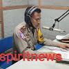 Kasat Lantas Polres Takalar Berikan Edukasi Keselamatan Berlalu Lintas di Radio Harmoni