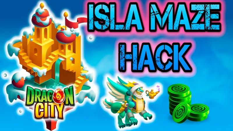 Hack Aladdin Maze - Nueva Isla Aladin ⓵ Obten Dragon Gratis HACK