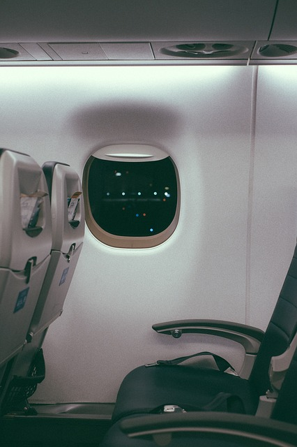 What Small Triangles Above Your Airplane Seats Mean