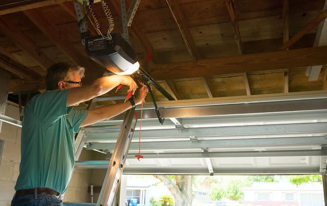 Advantages of doing regular Garage Door Repairs