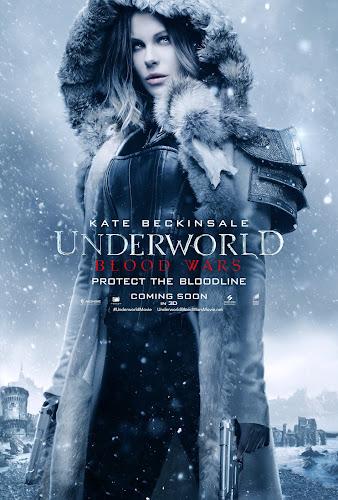 ตัวอย่างหนังใหม่ - Underworld: Blood Wars (มหาสงครามล้างพันธุ์อสูร) ซับไทย poster2