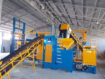 Concrete block making machine in Nigeria