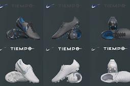 New Nike Tiempo Legend 8 - PES 2017 & PES 2019