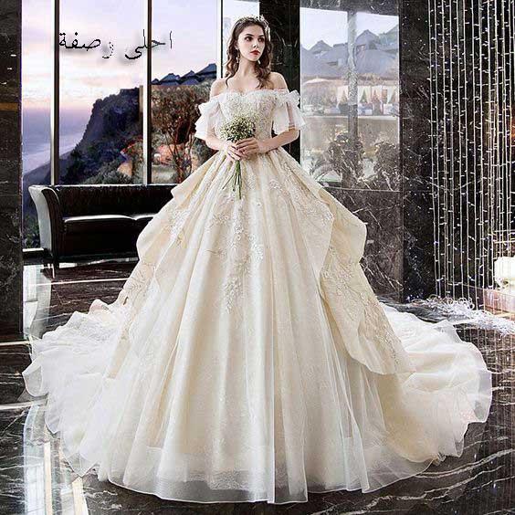 تشكيلة صور فساتين اعراس 2020 ،احدث موديلات صور فساتين اعراس لجمالك