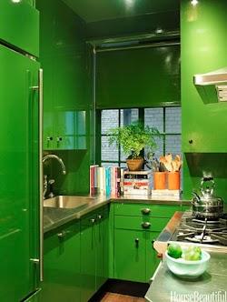 Ide Dapur untuk Ruang Terbatas