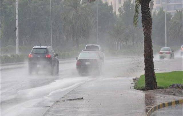 هئية الأرصاد: اليوم أمطار على الوجه البحرى والقاهرة.. والصغرى بالعاصمة 12 درجة