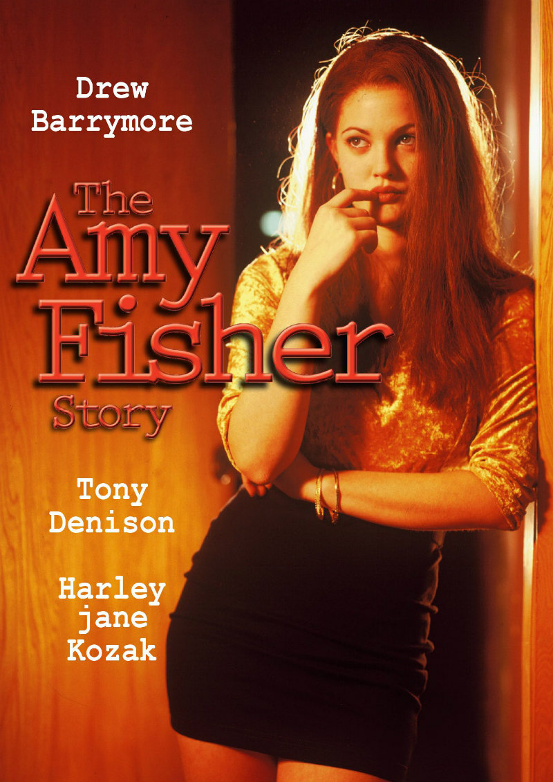 the amy fisher story dvd