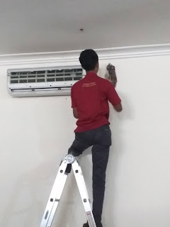 Jasa service AC rumah terdekat di kota Malang