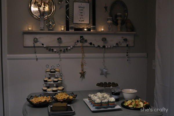 What to serve at a Harry Potter birthday party