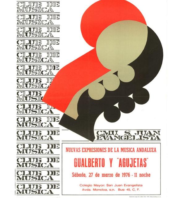 AGUJETAS GUALBERTO JOHNNY 1976