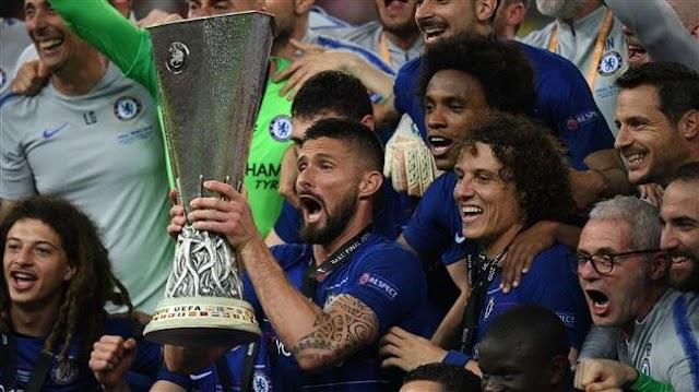 Europa Premier League Final: Chelsea 4-1 Arsenal at the Baku Olympic Stadium