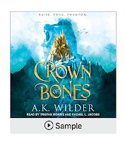 Crown of Bones audio sample