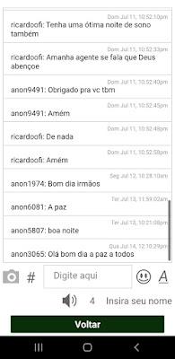 Chat Evangélico
