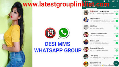 Join 15000+ Desi MMS Whatsapp Group Links 2020