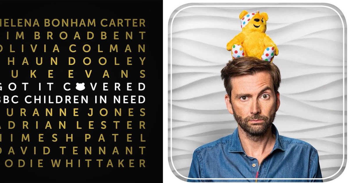 UK: Children In Need: Got It Covered Featuring David