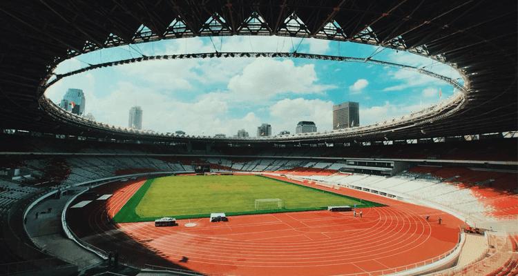 desain stadion gbk