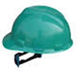 Helm proyek warna hijau, fungsi, kegunaan, macam