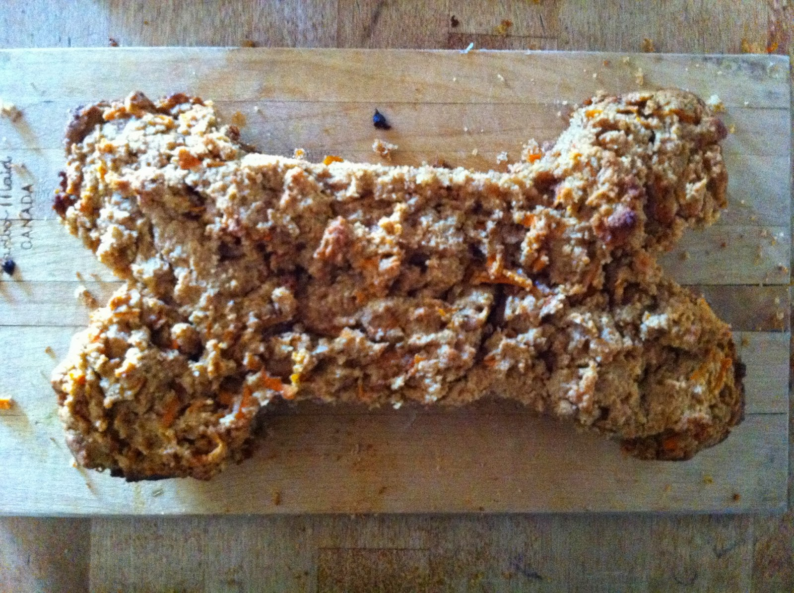 Food Swoon Peanut Butter Carrot Cake For Dogs