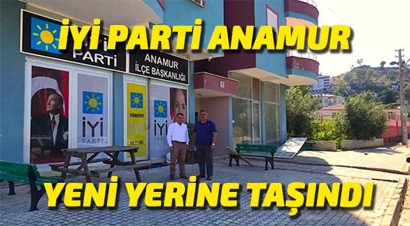 İYİ Parti Anamur,Osman Kahvecioğlu,Anamur Haber,Anamur Son Dakika,