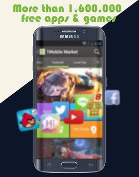 تحميل برنامج ون ماركت موبايل متجر تطبيقات 1mobile market apk