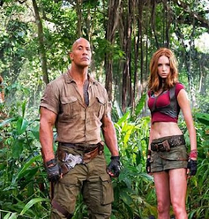 Film Jumanji: Welcome to the Jungle
