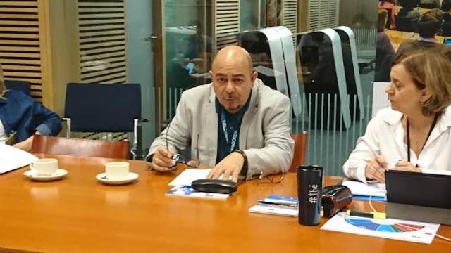 Γραφείο στα κατεχόμενα ανοίγει Κύπριος ευρωβουλευτής!