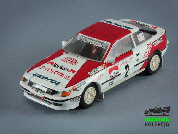 Trofeu Toyota Celica Turbo GT4 ST165 Rallye Monte Carlo