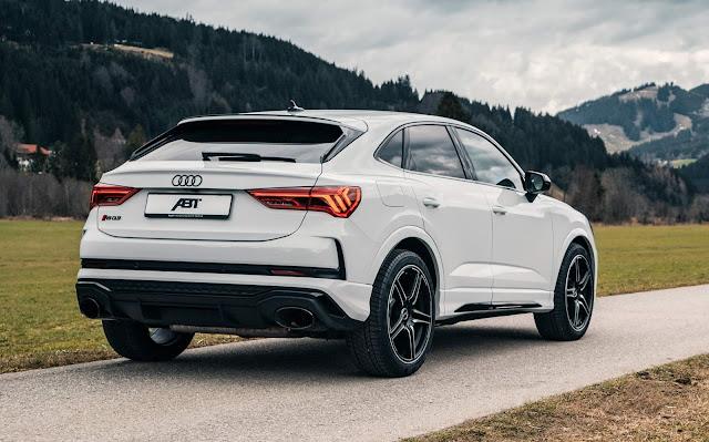Audi RS Q3 Sportback ABT